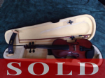 Academy 1/2 Violin Outfit -- SOLD